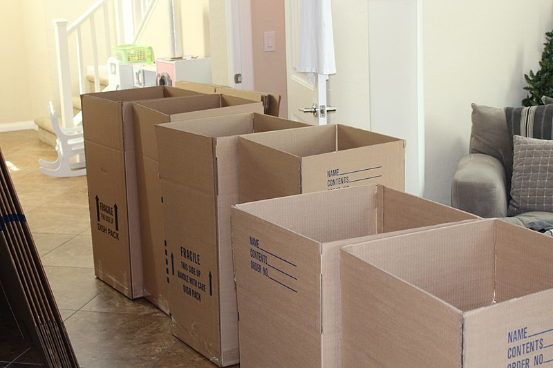 Five Amazing Moving Day Tips